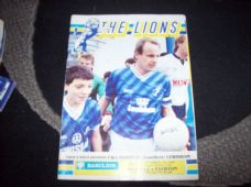 Millwall v Everton, 1988/89